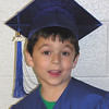 Kindergarten Graduates : Hats off to our kindergarten class of 2008!