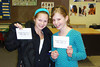 Religious School : students make Passover cards for serviceman and woman