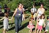 Shabbat in the Park : Young families welcome Shabbat with music and dancing at Drake Sports Park on Friday, August 19.