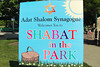Shabbat in the Park May 18, 2012 :