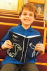 Third Grade Siddur Party Sunday, May 6 :