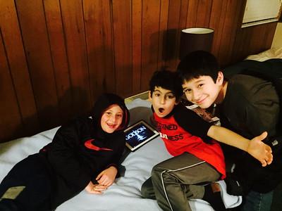 Adat Shalom Family Camp, January 23-25, 2015
