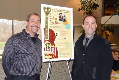 Family Chanukah Lunch & Concert featuring Rabbi Joe Black