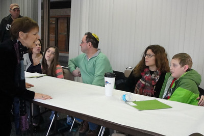 """Harvesting the Mitzvot"": 5th Grade family program with Story Teller Corrine Stavish, Sunday, January 13."
