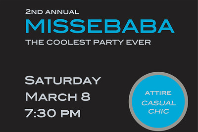 "Missebaba 2014 Gala Synagogue ""Fun & Fund Raiser"" - March 8, 2014"